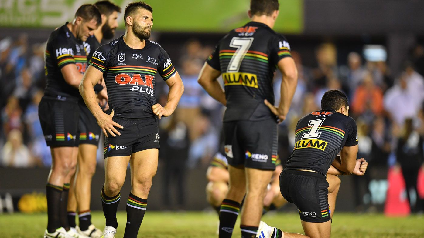 'I think they're shot': Darren Lockyer writes off Penrith Panthers season after shocking 14-point collapse