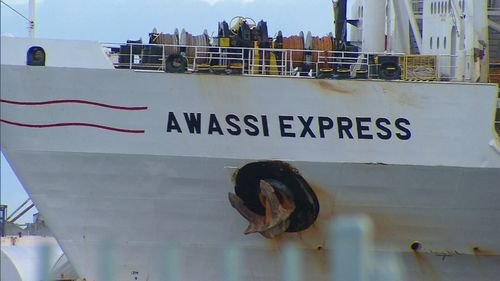 Sheep were seen gasping for air and newborn lambs were crushed aboard the packed and sweltering Awassi Express.