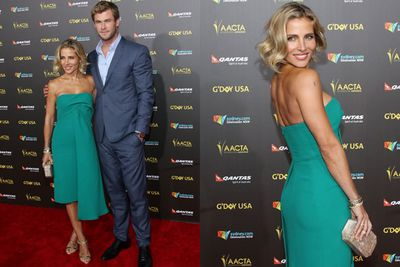 Hottest couple of the carpet? <br/><br/>Sorry Keith and Nicole, but we think Chris Hemsworth and Elsa Pataky pipped you at the post...