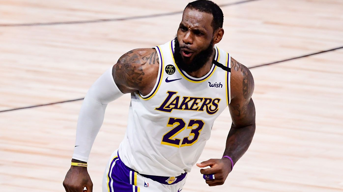 LeBron James agrees to monster $115 million deal but it's a historic family theory that has everyone talking – Wide World of Sports