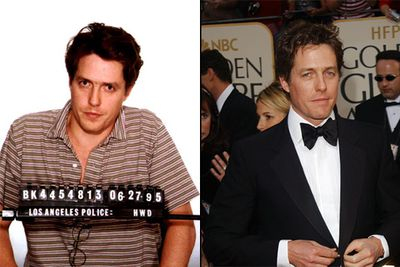 Not many stars could make a successful comeback after being caught soliciting sex, but Hugh Grant is certainly one of them.<br/><br/>Following this earlier, ahem, indiscretion, Grant took a small break from the silver screen before returning with mega-hits <i>Notting Hill, Bridget Jones</i> and <i>Love Actually</i>.<br/>