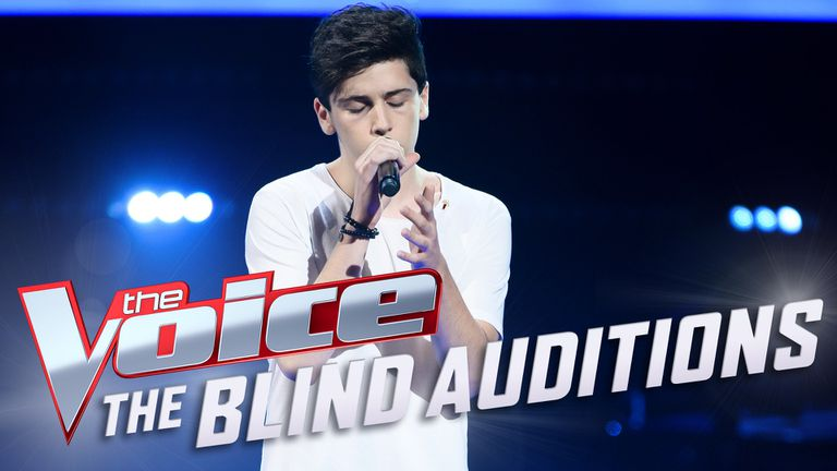 Image result for aydan calafiore the voice
