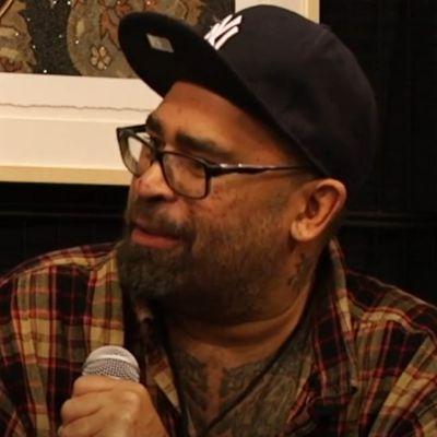 Former Third Eye Blind bassist Jason Slater.