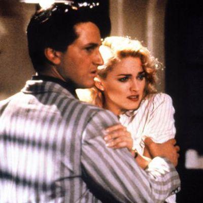"Sean Penn and Madonna: Then...<span class=""Apple-tab-span"" style=""white-space: pre;""></span>"