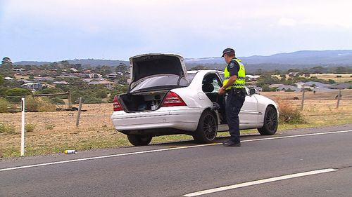 The 21-year-old was struck by a drunk driver walking home from a night out.
