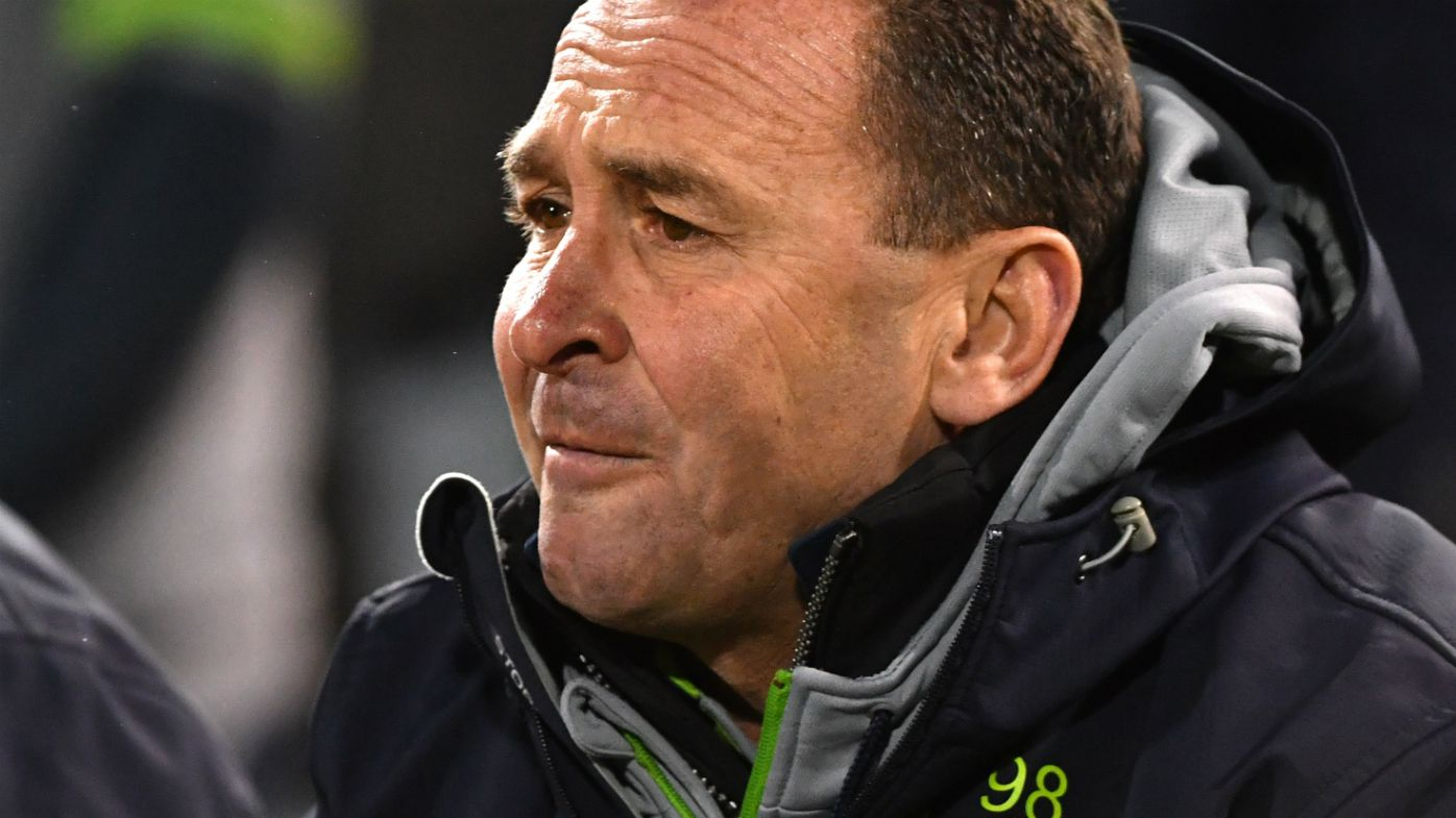 Ricky Stuart unimpressed