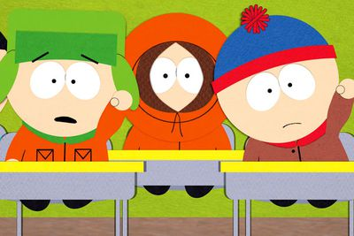 "When <i>South Park</i> premiered on TV in 1997, it was pretty much just a crude, wacky cartoon. Since then, the adventures of Stan, Kyle, Cartman and ""Oh my god, they killed"" Kenny have evolved into one of the sharpest satires on television — while remaining crude and wacky, of course."