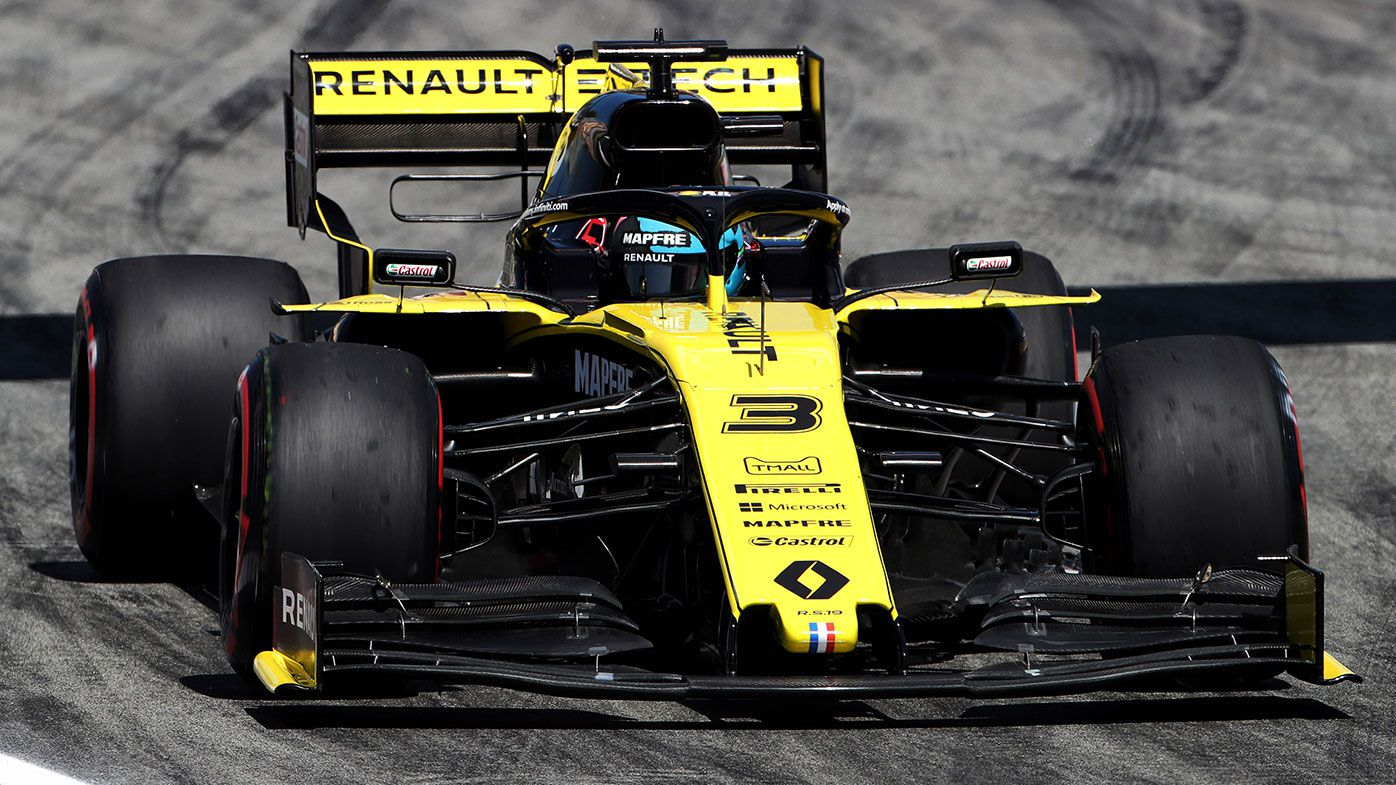 Schumacher: Renault may have gained a 'big advantage' from illegal braking system