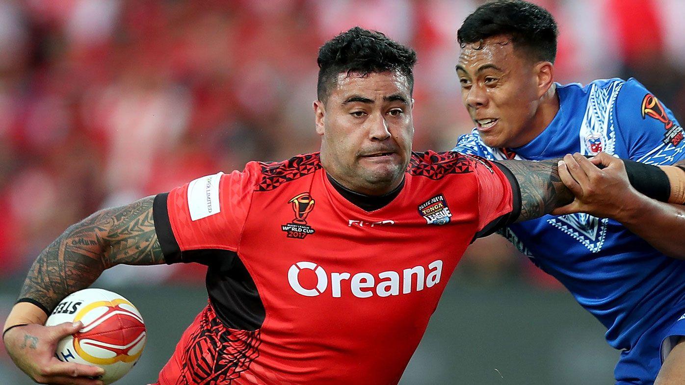 Andrew Fifita pledges allegiance to Tonga for life