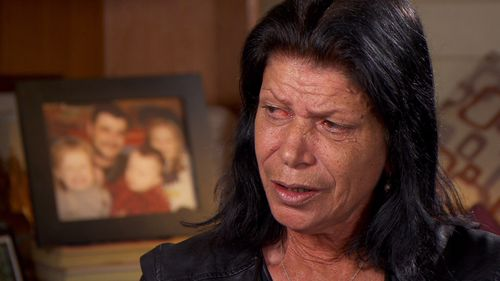 Shawn's mother Patricia claimed Christopher had threatened to kill her during their relationship.