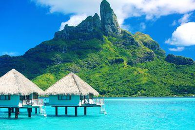 <strong>7. Bora Bora, Tahiti, French Polynesia</strong>