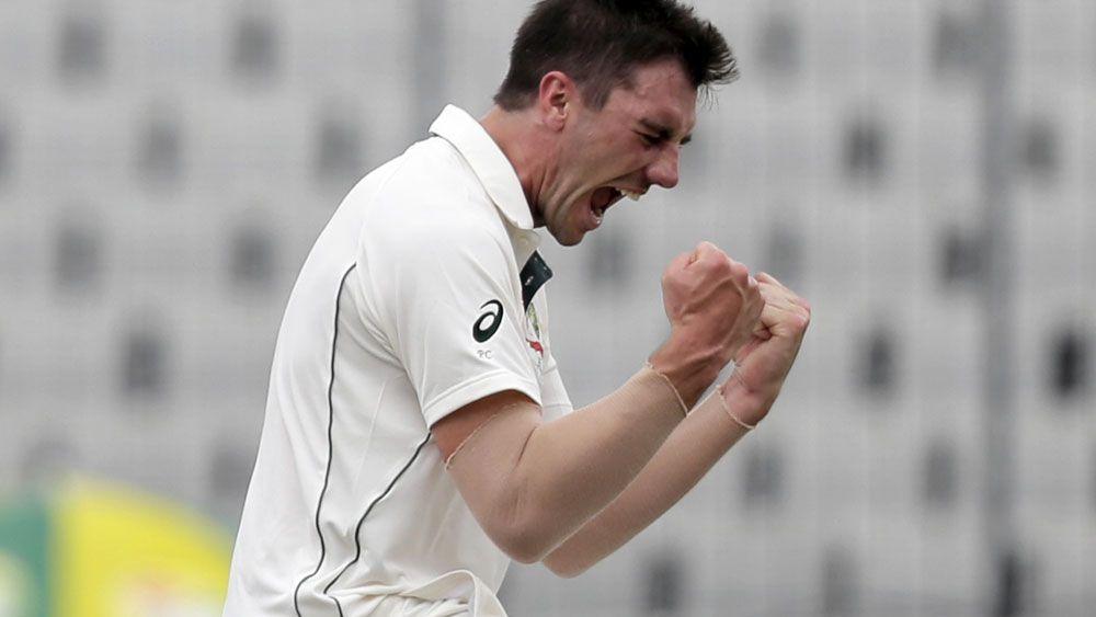 Australian fast bowler Pat Cummins firing against Bangladesh a welcome sign for Ashes cricket