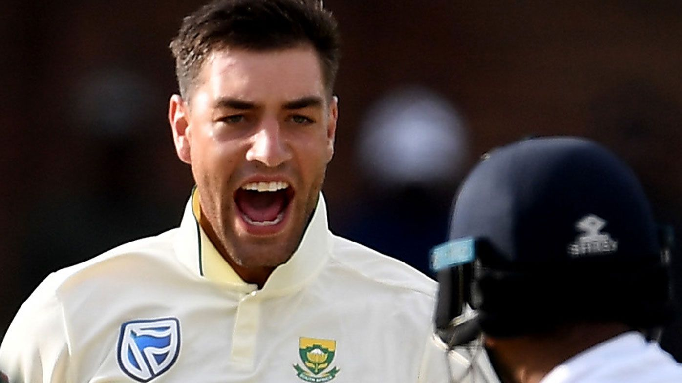 South African Test paceman Duanne Olivier quits for English county deal