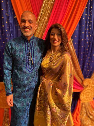 Ameeta life with MS