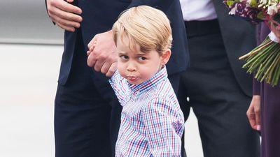 Prince George, July 2017