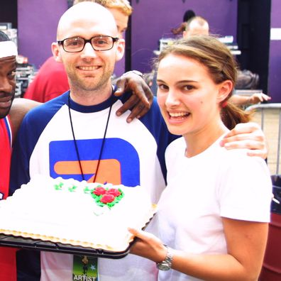 The Roots, Moby, and Natalie Portman