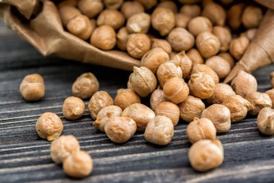 <strong>1. Chickpeas</strong>