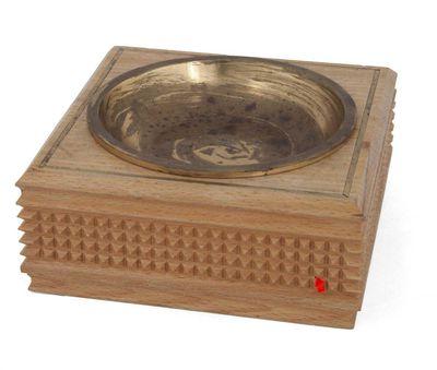 Bugged ashtray