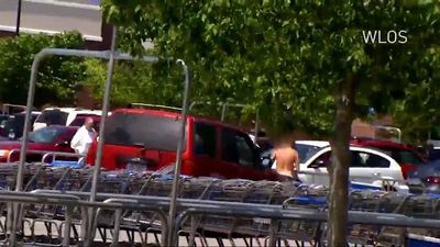 Pregnant woman rams alleged purse thief with SUV