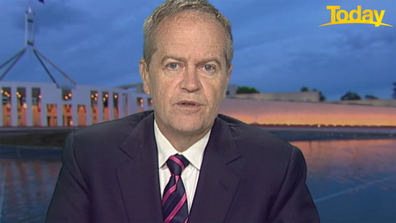 Bill Shorten said an independent process would make women feel comfortable they wouldn't impact their jobs.