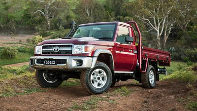 6: Toyota Landcruiser