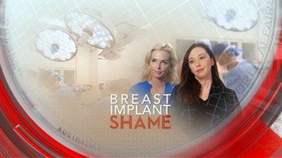 Breast implant shame