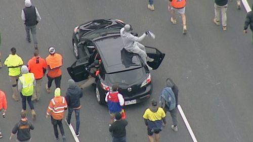 Melbourne protests