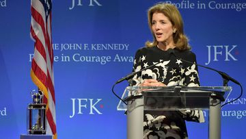 Caroline Kennedy at The John F. Kennedy Presidential Library And Museum on May 19, 2019 in Boston, Massachusetts.