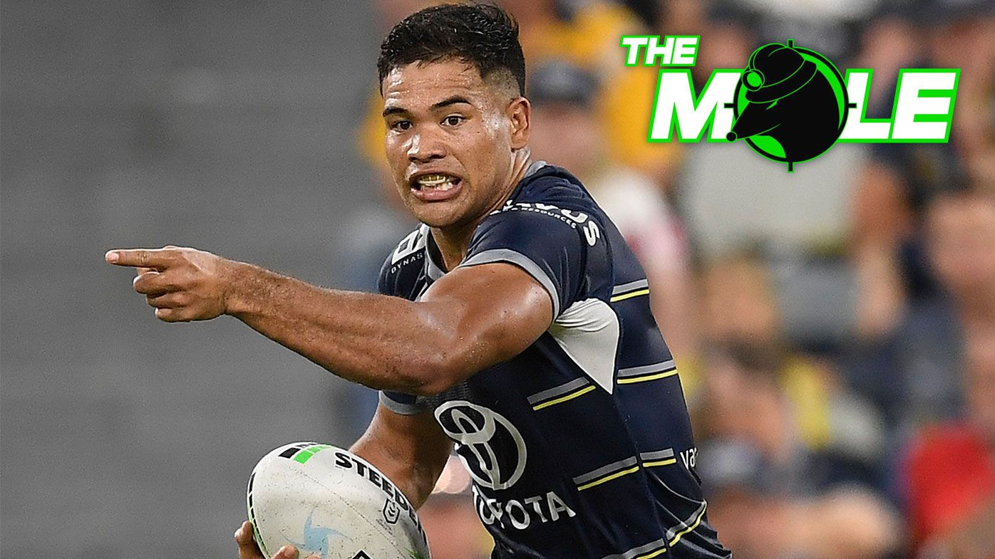 The Mole: New Titans signing Esan Marsters could be rushed in as early as this weekend