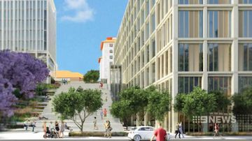 VIDEO: New plans for old Brisbane children's hospital site