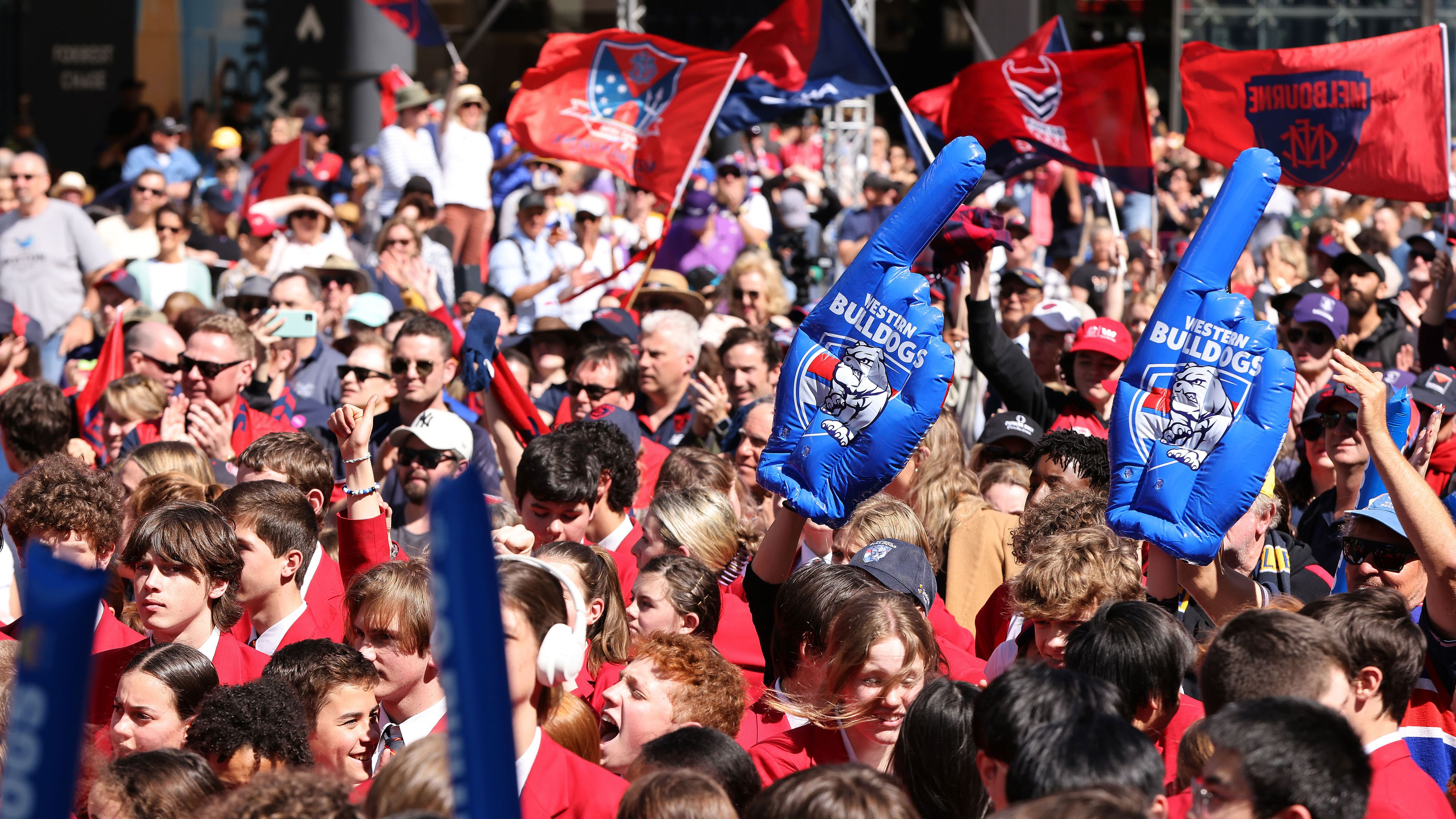 Matthew Pavlich: AFL's first Perth grand final exposes the sport's missed opportunities