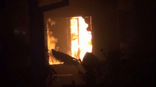 190911 Mandurah house fire hero tradie rescued pensioner neighbour