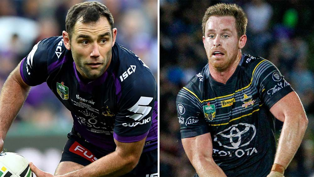 Storm rout Cowboys to claim 2017 NRL Grand Final