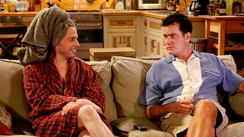 Rumour: Two and a Half Men planning to kill off Charlie Sheen's character