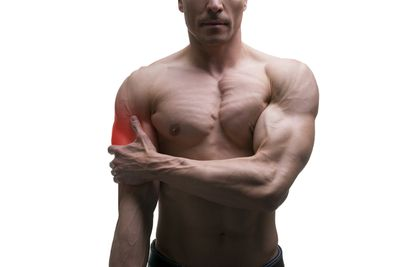 <strong>Torn bicep</strong>