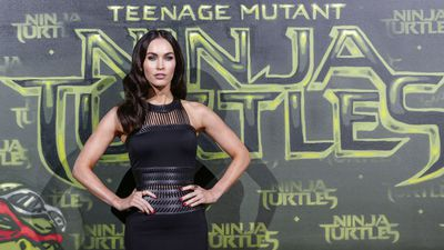 Who would have thought a remake of Teenage Mutant Ninja Turtles would go down in flames? Megan Fox didn't and netted her a Razzie for supporting actress. (Getty Images)