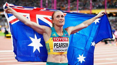 Sally Pearson of Australia