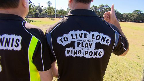 The spike comes as the NSW Government looks to inject $100,000 in seniors sporting programs. Picture: 9NEWS.