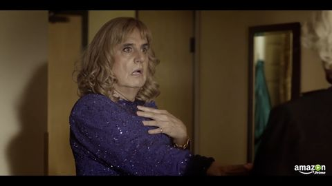 Jeffrey Tambor stars in 'Transparent'