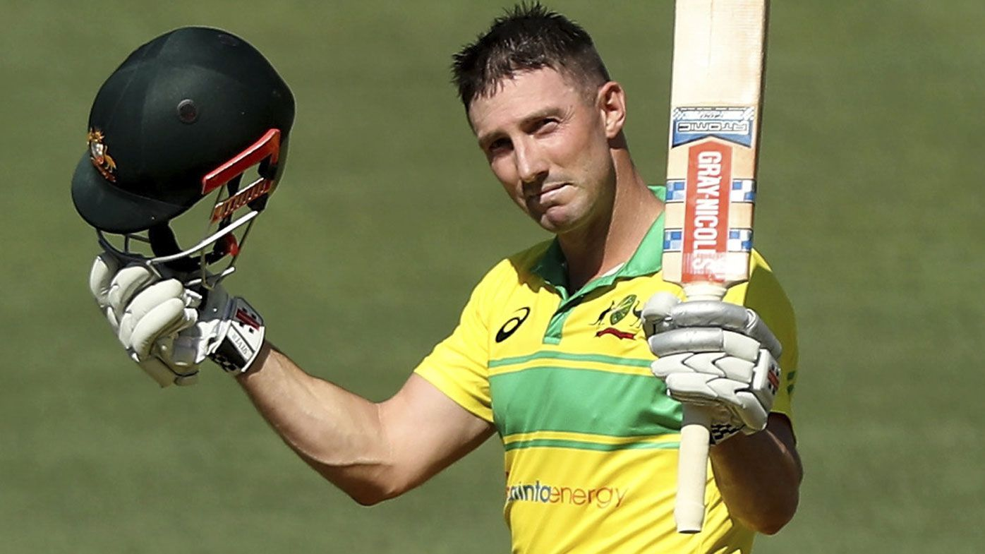 Shaun Marsh not dwelling on Test axing after making brilliant ODI century