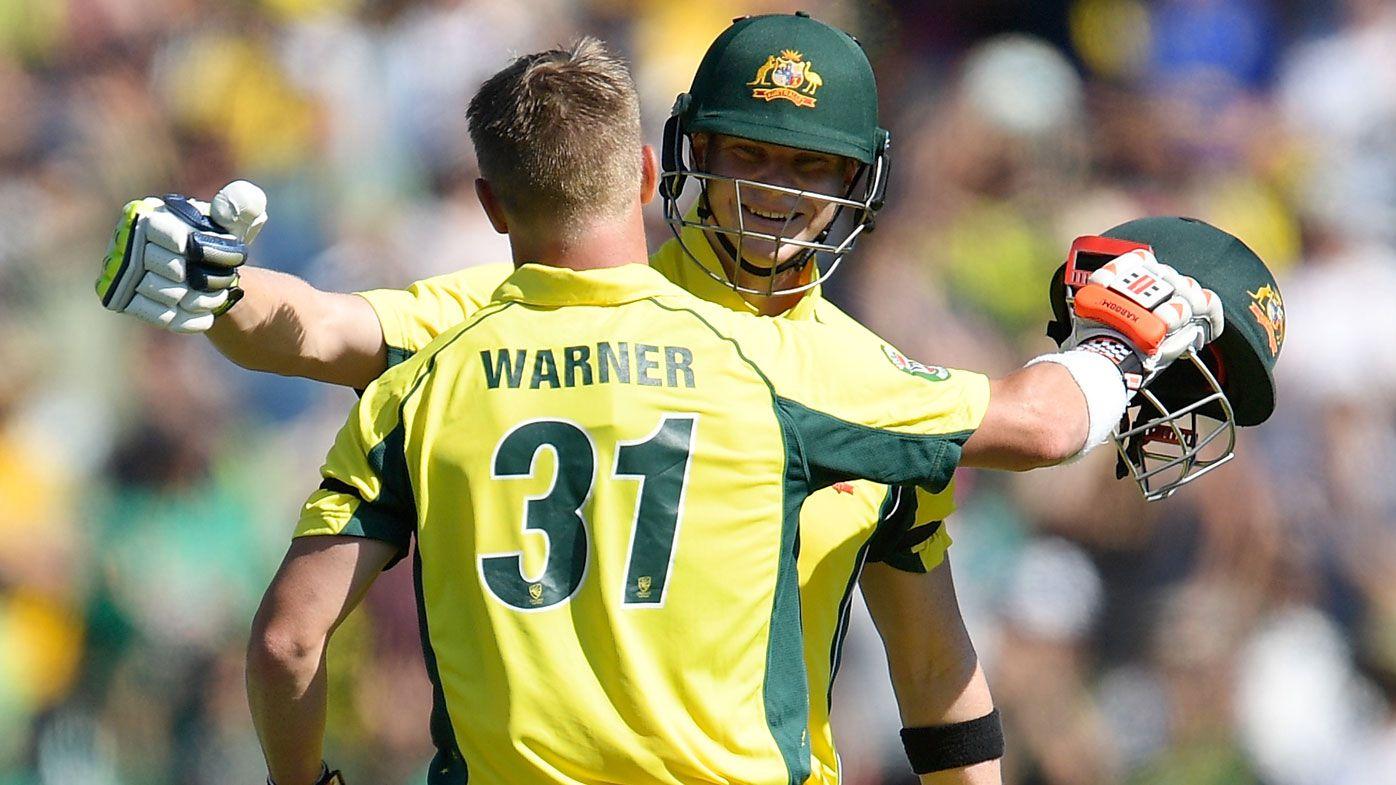 Ashton Turner helps Australia level series