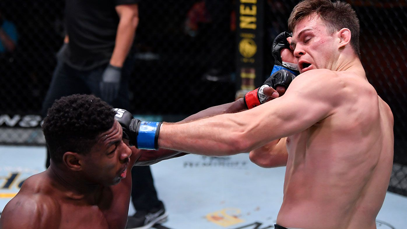 UFC phenom Joaquin Buckley adds to highlight reel with another brutal knockout win