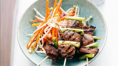"<a href=""http://kitchen.nine.com.au/2016/05/16/17/34/teriyaki-lamb-with-carrot-salad"" target=""_top"">Teriyaki lamb with carrot salad<br> </a>"