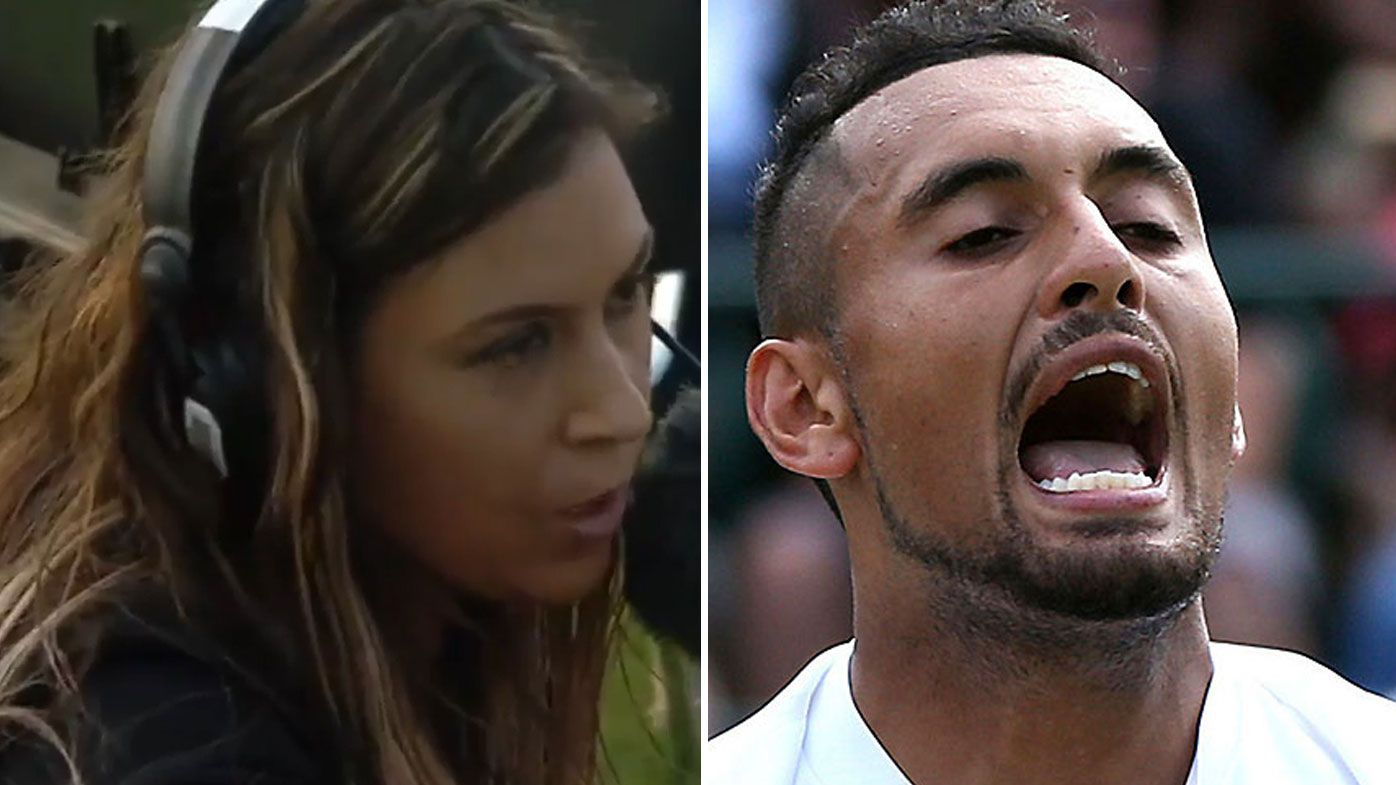 Nick Kyrgios bites back at Marion Bartoli following harsh Wimbledon comments
