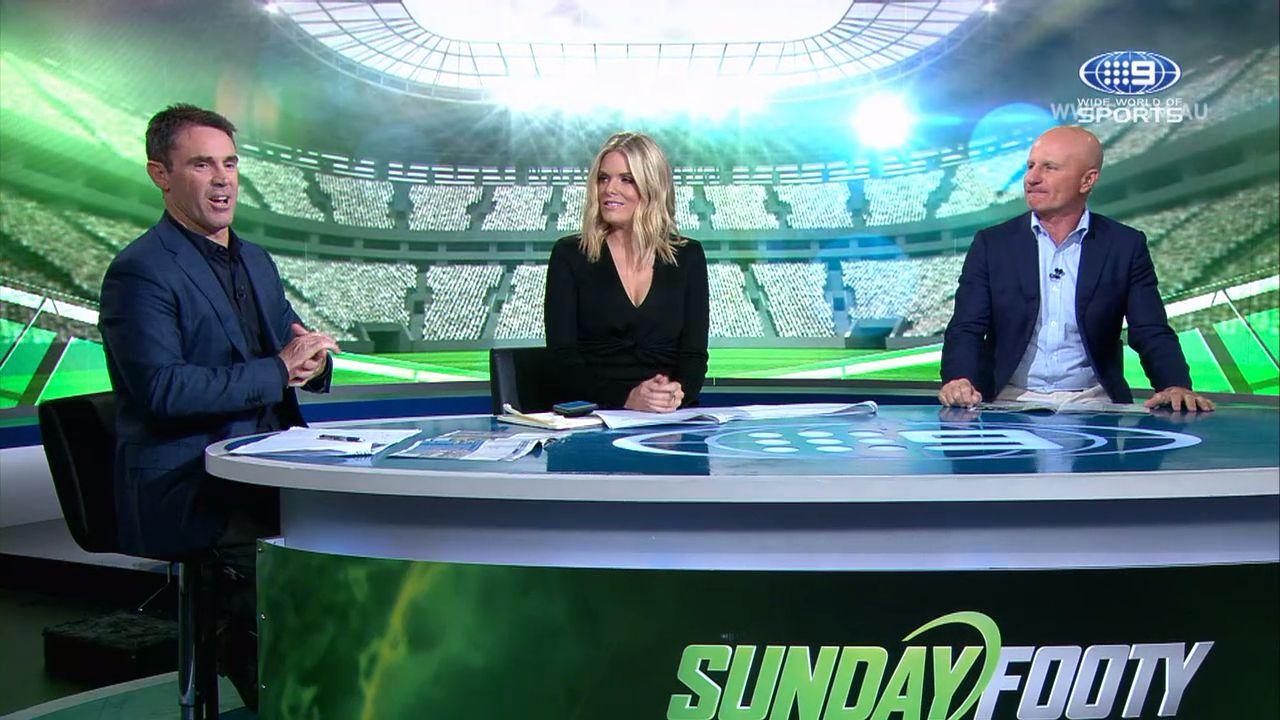 Brad Fittler defends NRL's blanket ban on punching despite Phil Gould's 'nanny state' claim