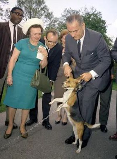 Lyndon B. Johnson: Him and Her
