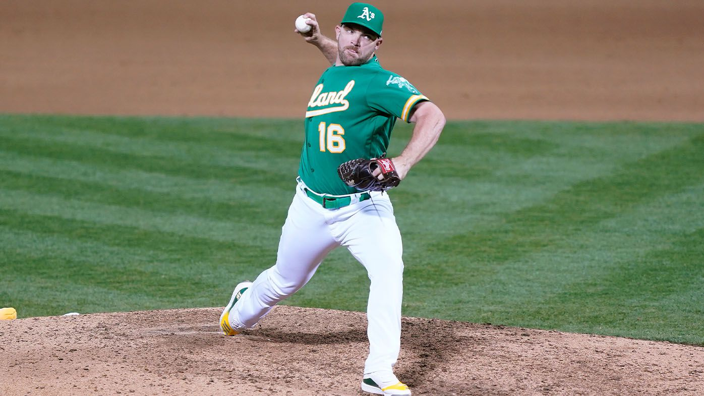Gun Australian baseballer Liam Hendriks on verge of signing monster deal with Chicago White Sox worth $70 million, reports claim