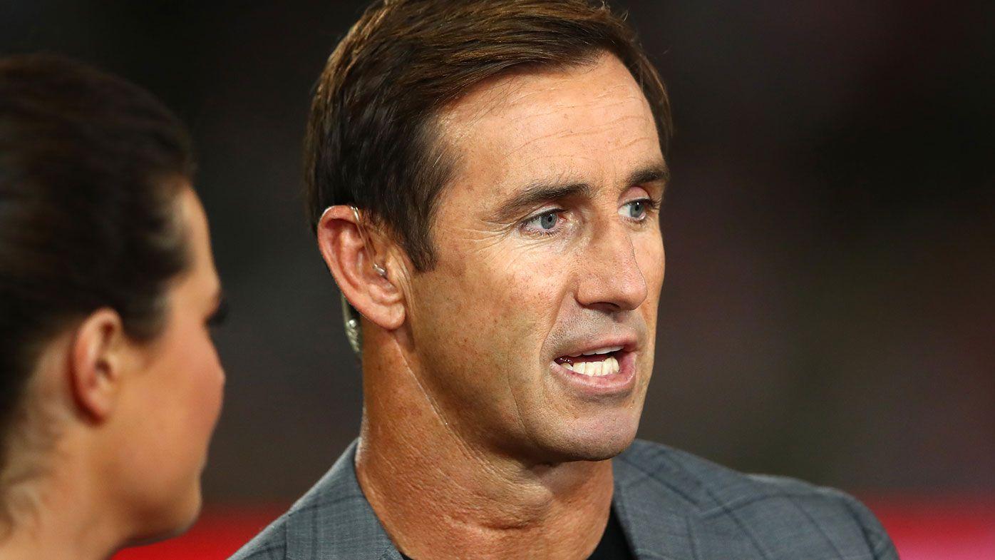 NRL legend Andrew Johns