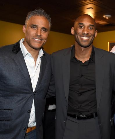 Rick Fox, Kobe Bryant, event