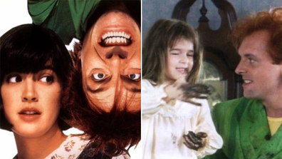 Drop Dead Fred, movie, cast, then and now, gallery, Rik Mayall, Ashely Peldon